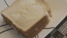 Spam Turkey Salad Sandwich