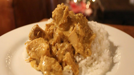 How to make Turkey Curry