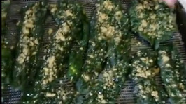 Dehydrator Cooked Kale Chips
