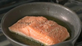 Pan Seared Salmon