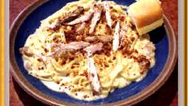 Chicken Carbonara Deluxe