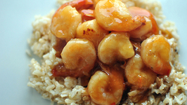Oriental Stir Fried Shrimp