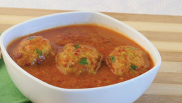 Lauki Kofta Curry (Healthy Heart)
