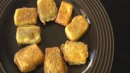 Paneer Pakora / Indian Snacks Paneer Pakoda