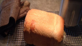 Old Fashioned White Bread in the Bread Maker