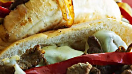 Philly Cheese Steak Sandwiches- Mojoe Griddle