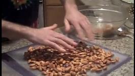 Garlic Flavored Almonds
