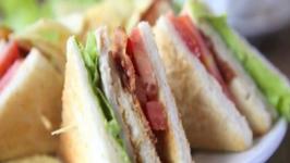 Denny's Club Sandwich