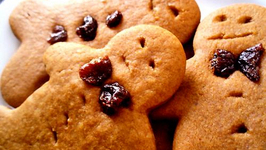 Raisin Gingerbread