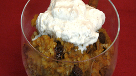 Slow Cooker Pumpkin Rice Pudding