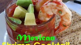 Mexican Shrimp Cocktail - Great for Cinco de Mayo