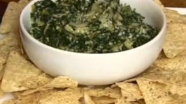 Holiday Series:  2 Spinach & Artichoke Dip Appetizer