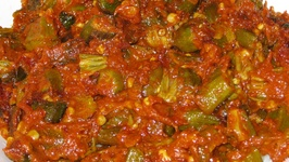Bhindi Masala ( Stir Fried Okra)