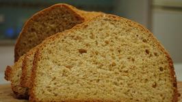 Pumpernickel Bread (Wheat, Rye, Corn)