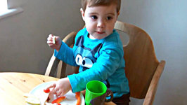 Toddler - Encouraging a Healthy Diet