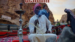 Sleeping in a Bedouin Tent, Dancing, Singing, Smoking Hookah and Riding Camels in Wadi Rum, Jordan