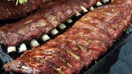 BBQ Beef Ribs (Smoked Ribs)
