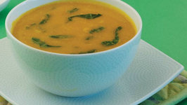 Carrot and Spinach Soup