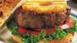 Caribbean Tuna Burgers