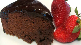 Lynn's Valentine's Day-Chocolate Ganache Cake