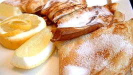 Rich American Pancakes