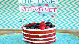 How to Make Natural Red Velvet Cake And The Story Behind This Classic