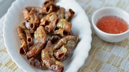 Chicharon Bituka - Traditional Filipino Dish