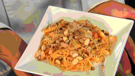 Tasty Angel Hair Pasta Made With Tilapia