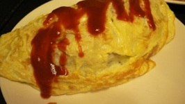 Whipped Cream Cheese Omelette