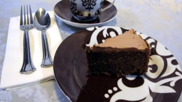 Julia Child's Reine de Saba (Queen of Sheba) cake - The Aubergine Chef