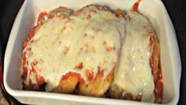 Betty's Chicken Parmigiana