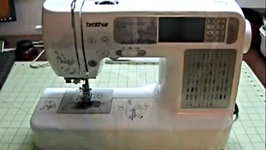 Good Look- Brother SE400 Embroidery and Sewing Machine Overview