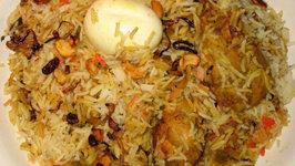 Malabar Chicken / Mutton Biriyani