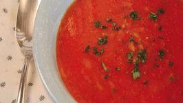 Chat 'n Dish Provencal Tomato Rice Soup