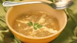 Potassium Rich Broccoli Soup