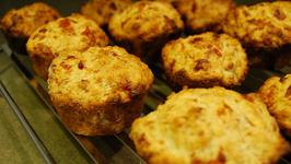 Date Walnut Muffins