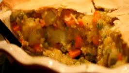 Samosa Pie or Samosa Casserole or Baked Samosa