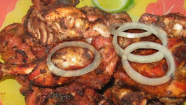 Tandoori Chicken My Version