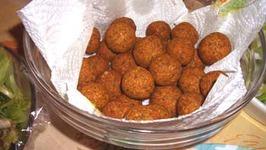 Falafel- straight from Jordan