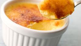 Delicious Crème Brulee
