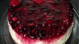 How to Make a Festive Christmas Cheesecake