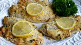 Mustard Roasted Fish