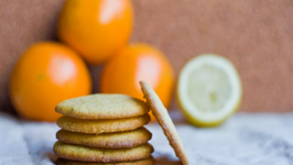 Citrus Snaps