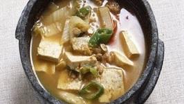 TBT Soybean and Veggie Soup Doenjang-jjigae