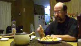 Chicken Paprikash Part 1: Frying Chicken