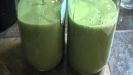 Eat Your Greens Raw Vegan Smoothie - Organic