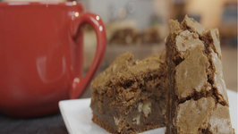 Chewy Toffee Bars