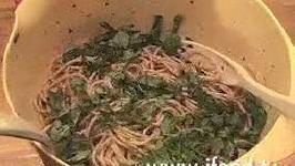 3 Mushroom Vegan Pasta