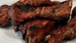 Guiness Pork BBQ Ribs
