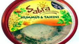 Momma Cuisine visits the Sabra Hummus factory for the Sabra Tastemakers Tour